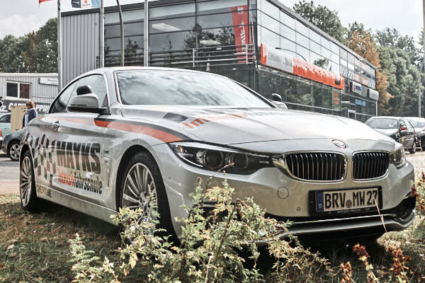 Mayks Intensivfahrschule in Harburg 4er BMW