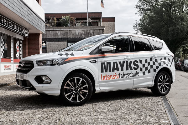 Mayks Intensivfahrschule in Harburg Ford Kuga