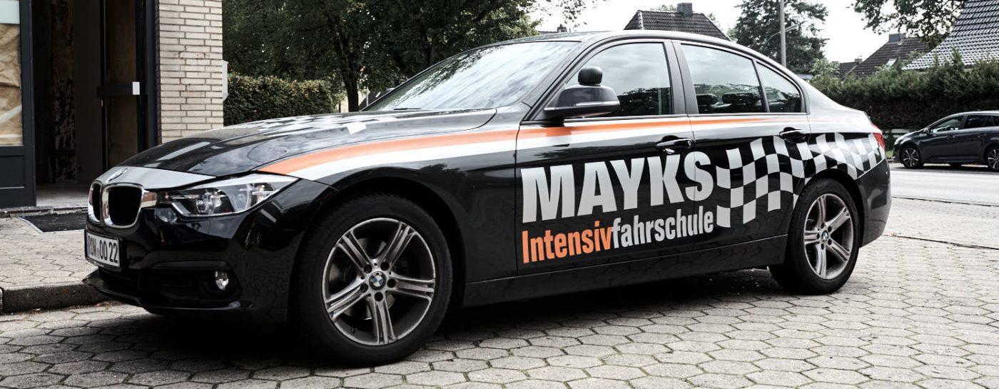 Mayks Intensivfahrschule in Harburg 3er BMW
